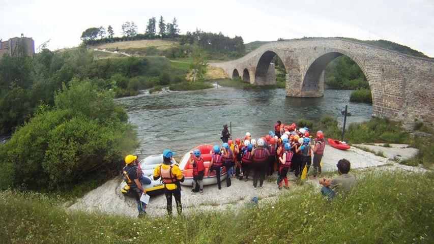 Rafting Aoiz