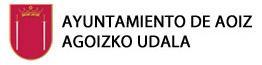 Sitio web del Ayuntamiento de Aoiz